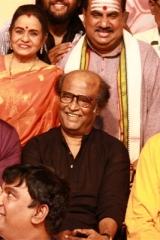 Super Star Rajinikanth @ YGM's Kasethan Kadavulada Stage Show Stills (7)