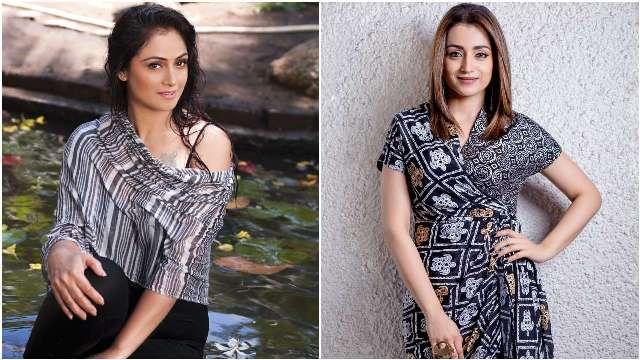 சிம்ரன்-திரிஷா இருவரும் நாயகிகளாக இணைந்து நடிக்கும் முதல் திரைப்படம்..!