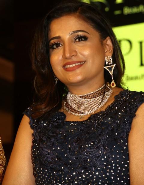 Actress Santhoshi's PLUSH Event (15)