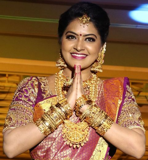 Actress Santhoshi's PLUSH Event (24)