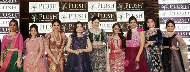 Actress Santhoshi's PLUSH Event (5)