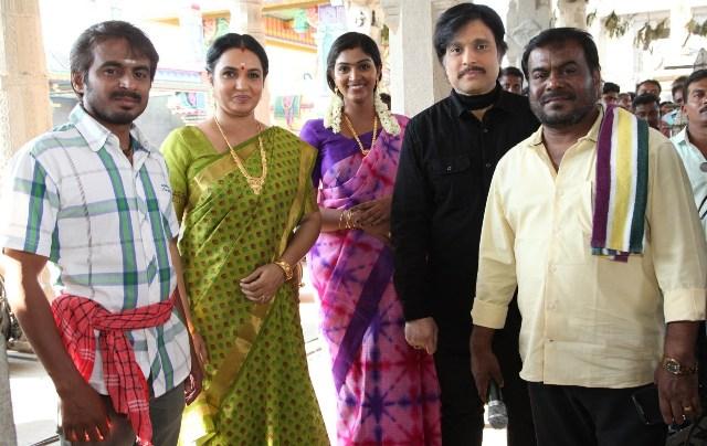 Actor karthik - Actress Sugnaya - Dir.T.M.Jayamurugan- Actor Suman - Actress Arthika (4)