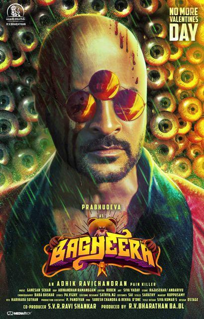 baheera movie posters