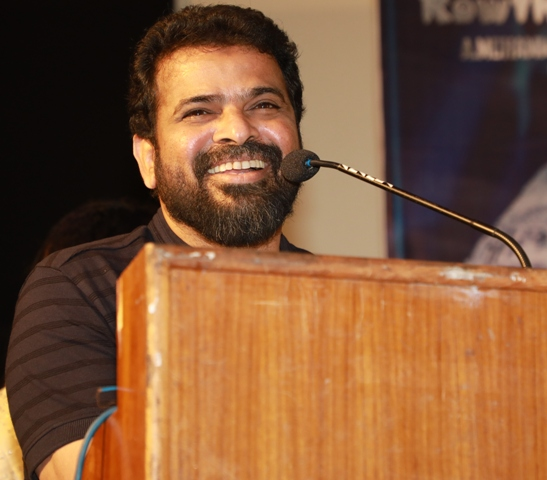 Director Ameer