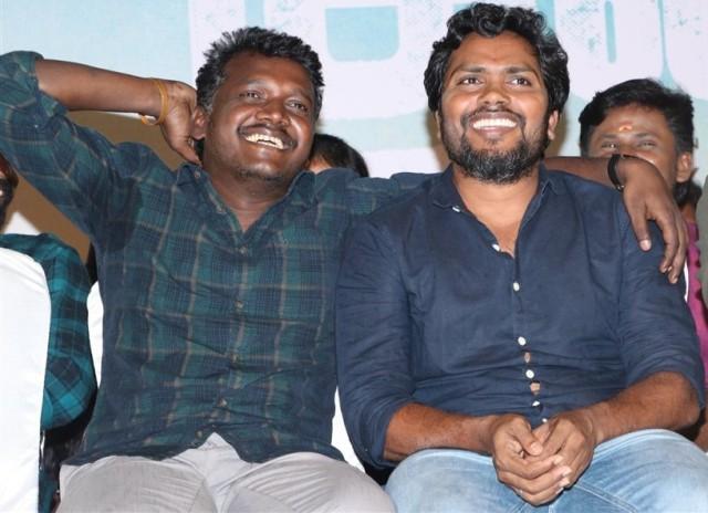 Mari Selvaraj, Pa Ranjith @ Gundu Movie Audio Launch Stills